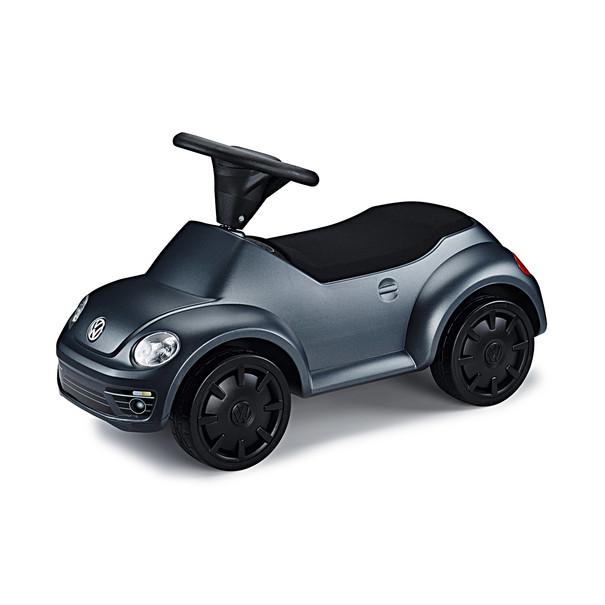 Volkswagen Beetle Junior loopauto, grijs