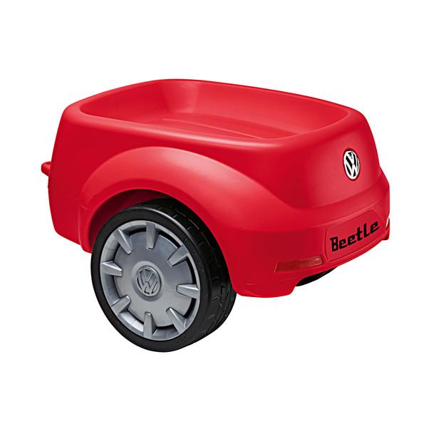 Volkswagen Anhänger, Rot, für Junior Beetle