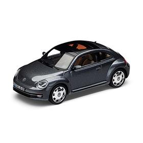 Volkswagen Beetle, 1:43, Platinumgrey-Metallic