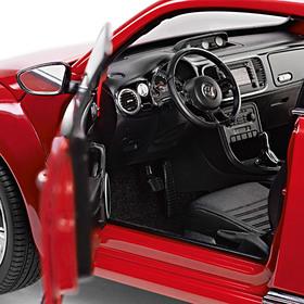 Volkswagen Beetle, 1:18, Tornadorot