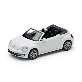 Volkswagen Beetle Cabrio, 1:87, Candy-Weiß