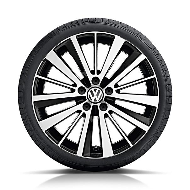 Volkswagen 18 inch lichtmetalen zomerset, Preston