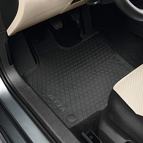 Volkswagen All-weather mattenset Jetta, voor