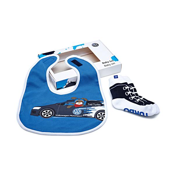 Volkswagen Babycadeauset Ted Turbo