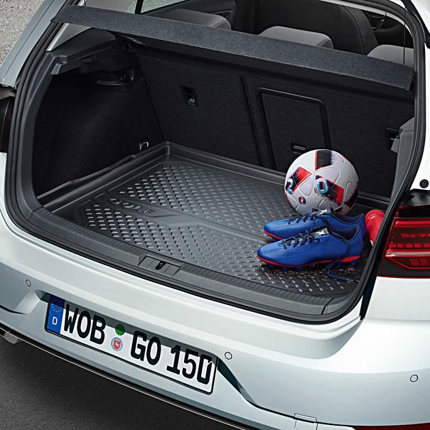 Volkswagen Kofferbakmat Golf, variabele laadvloer