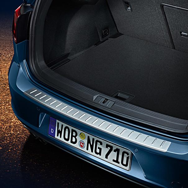 Volkswagen Achterbumperbeschermlijst Golf 7