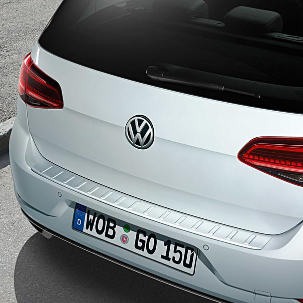 Volkswagen Achterbumper beschermlijst, Golf