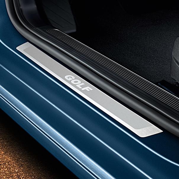 Volkswagen Instaplijsten Golf, 4-deurs