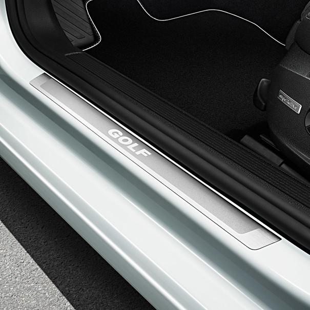 Volkswagen Instaplijsten Golf, 2-deurs