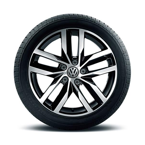 Volkswagen 17 inch lichtmetalen zomerset, Madrid