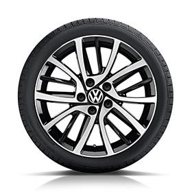 Volkswagen 17 inch lichtmetalen zomerset, Blade