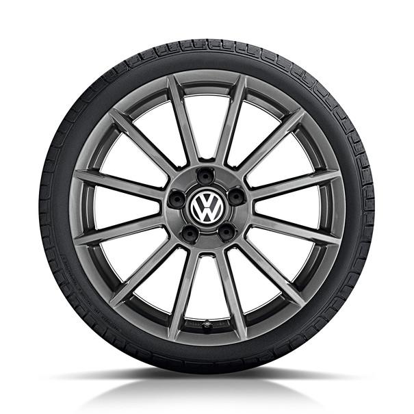 Volkswagen 18 inch lichtmetalen zomerset, Rotary