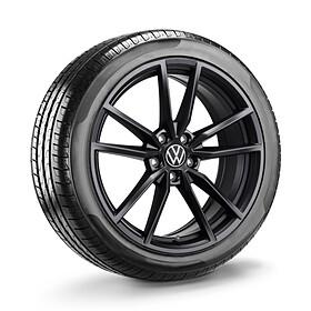 Volkswagen 18 inch lichtmetalen zomerset, Pretoria dark graphit mat