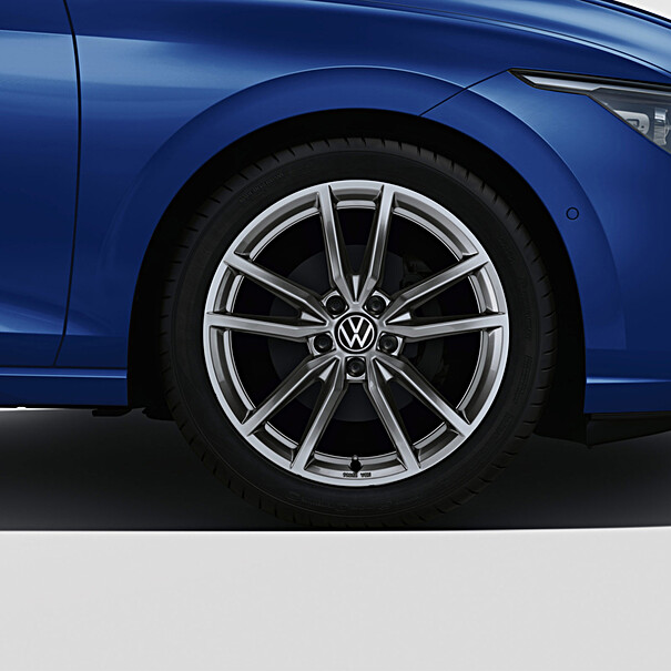 Volkswagen 18 inch lichtmetalen zomerset, Pretoria galvano grijs