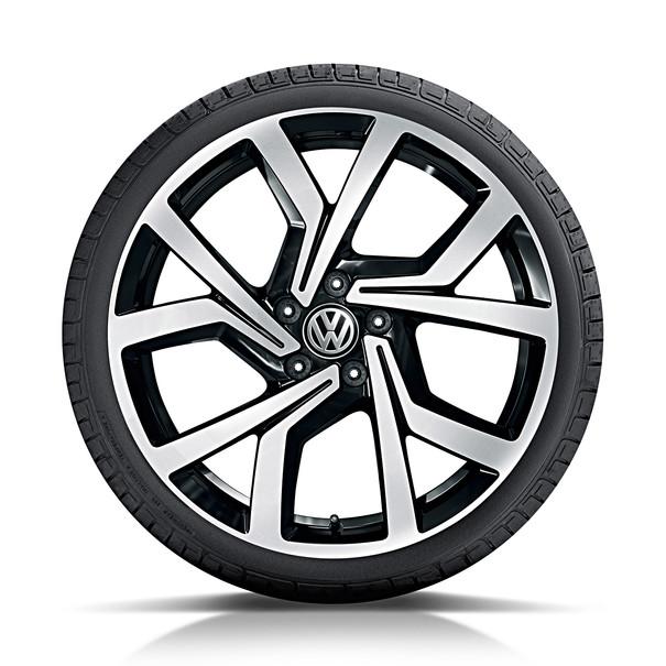 Volkswagen 19 inch lichtmetalen zomerset, Brescia