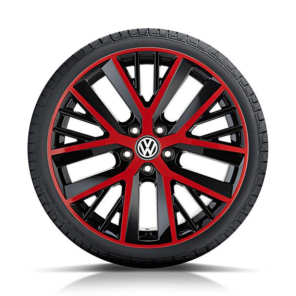 Volkswagen 19 inch lichtmetalen zomerset, Twinspoke Edition