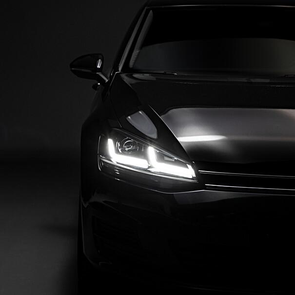 Volkswagen LED koplampen, Golf