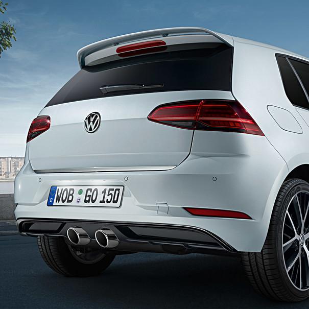 Volkswagen LED achterlichten, met dynamische richtingaanwijzer