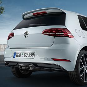 Volkswagen LED achterlichten, R-look