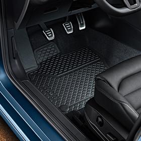 Volkswagen All-weather mattenset Golf (7), voor en achter