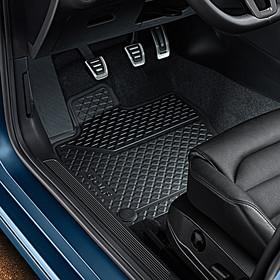 Volkswagen All-weather mattenset Golf (7), voor