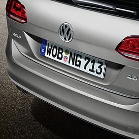 Volkswagen Chroomlook sierlijst achterklep Golf Variant (7)