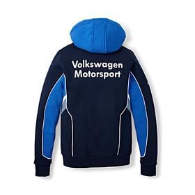 Volkswagen Motorsport Kapuzen-Sweatjacke für Damen