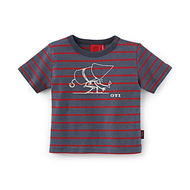 """Volkswagen GTI T-Shirt """"Rakete"""" für Babies"""