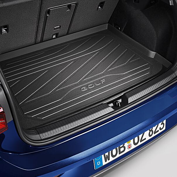 Volkswagen Kofferbakinleg Golf, variabele laadvloer