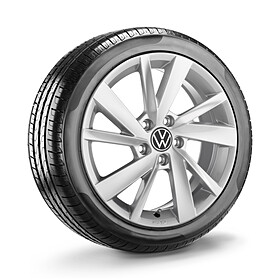 Volkswagen 17 inch lichtmetalen zomerset, Gavia