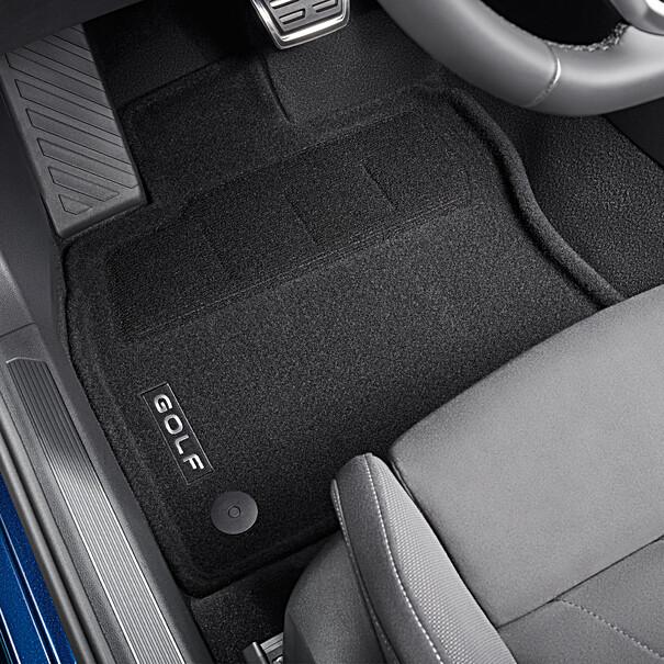 Volkswagen Optimat mattenset Golf, voor + achter