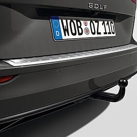 Volkswagen Vaste trekhaak Golf Variant, inclusief 13-polige kabelset
