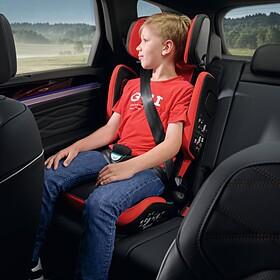 Volkswagen Kinderzitje KIDFIX i-Size, GTI design