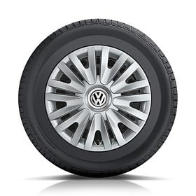 Volkswagen 15 inch wieldoppenset, Golf