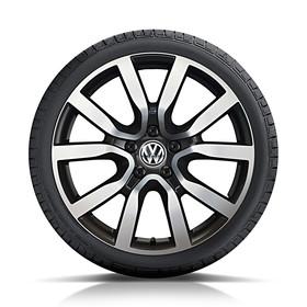 Volkswagen 18 inch lichtmetalen zomerset, Serron
