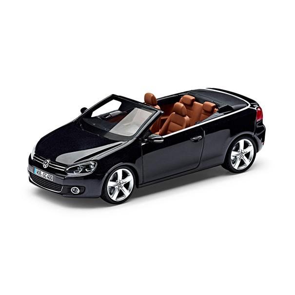 Volkswagen Golf cabrio modelauto, 2011