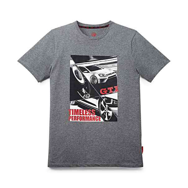Volkswagen T-shirt, GTI Timeless Performance