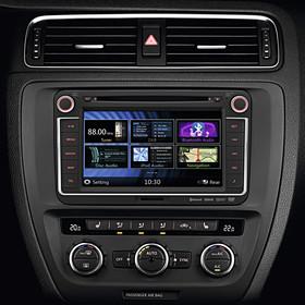 Volkswagen RMT400N multimedia- en navigatiesysteem