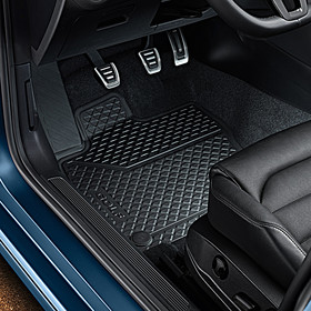 Volkswagen All-weather mattenset Golf Plus, achter