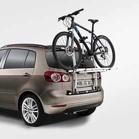 Volkswagen Fietsendrager voor op achterklep Golf Plus, 2 fietsen