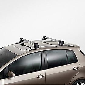 Volkswagen Allesdragers Golf Plus, met dakrailing