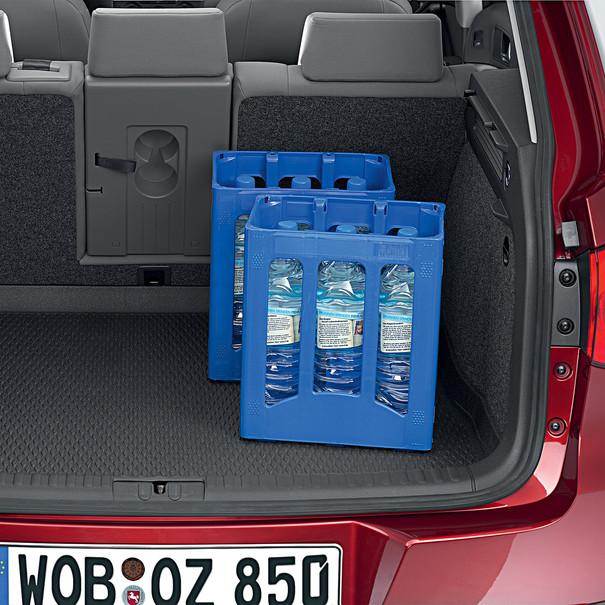 Volkswagen Kofferbakinleg Tiguan, met vaste bodem