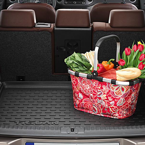 Volkswagen Kofferbakmat Tiguan