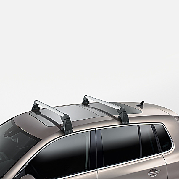 Volkswagen Allesdragers Tiguan, zonder dakrailing