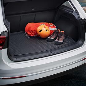 Volkswagen Kofferbakinleg Tiguan, variabele laadvloer
