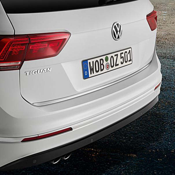 Volkswagen Chroomlook sierlijst achterklep, Tiguan