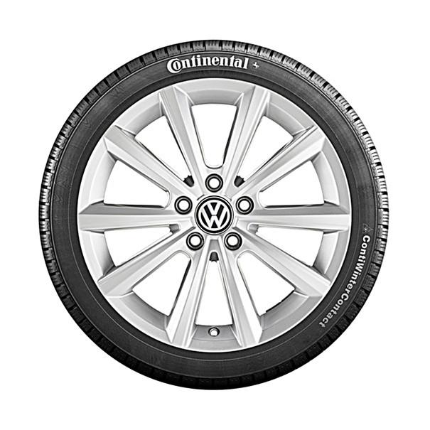 Volkswagen 17 inch lichtmetalen winterset Merano, Tiguan