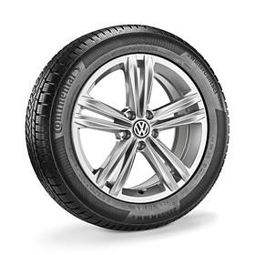 Volkswagen 18 inch lichtmetalen winterset Sebring, Tiguan
