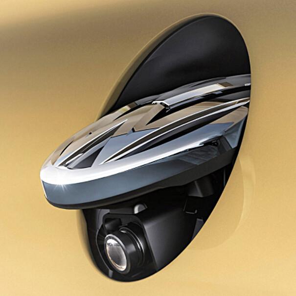 Volkswagen Achteruitrijcamerasysteem