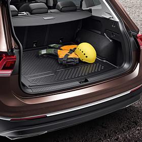 Volkswagen Kofferbakmat Tiguan Allspace 5 zits, variabele laadvloer